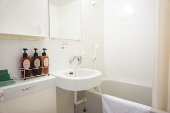 Hotel Route-Inn Hakata Ekimae - Bathroom  - #0