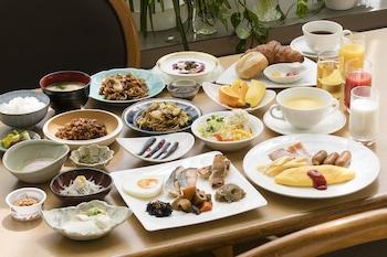 ARK HOTEL OKAYAMA - ROUTE-INN HOTELS - Breakfast buffet