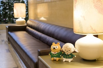 ARK HOTEL OKAYAMA - ROUTE-INN HOTELS - Lobby