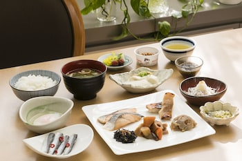ARK HOTEL OKAYAMA - ROUTE-INN HOTELS - Buffet