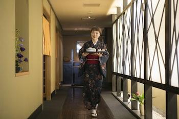 ARK HOTEL OKAYAMA - ROUTE-INN HOTELS - Restaurant