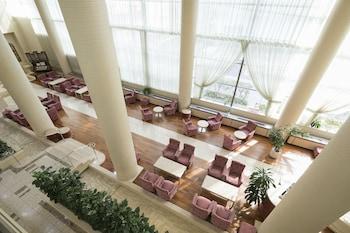 ARK HOTEL OKAYAMA - ROUTE-INN HOTELS - Lobby Lounge