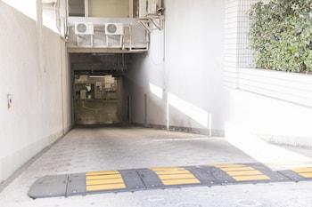 ARK HOTEL OKAYAMA - ROUTE-INN HOTELS - Parking