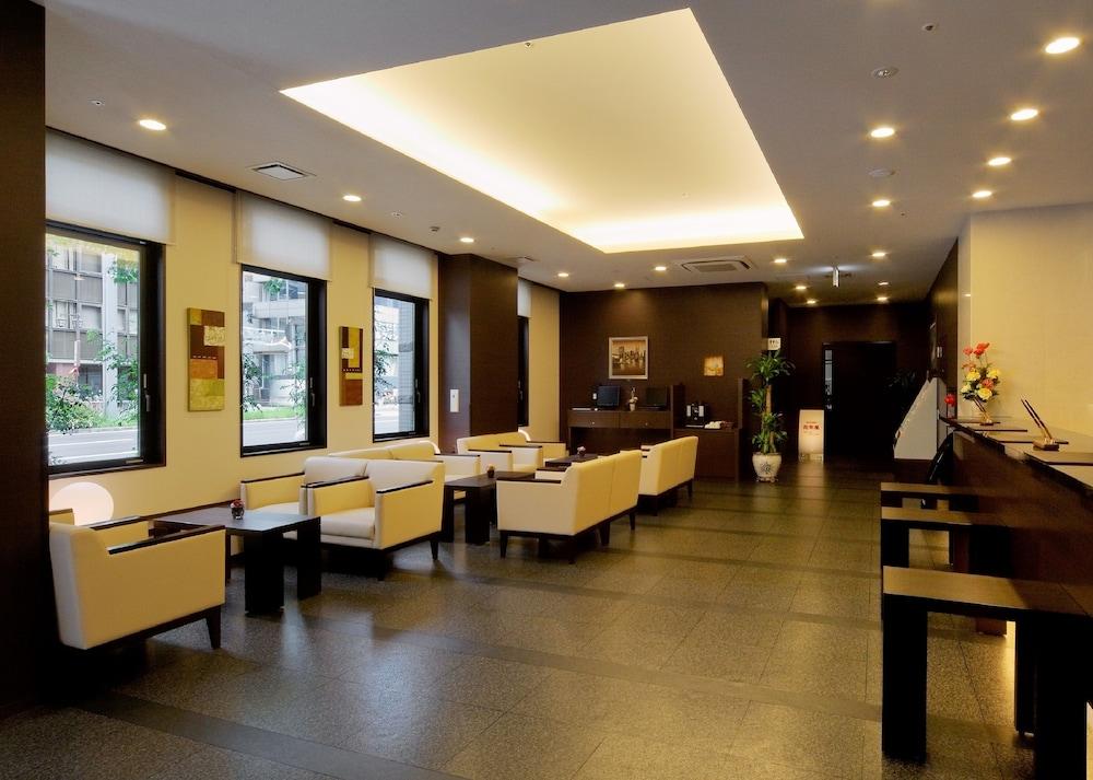 호텔 루트-인 나고야 이마이케 에키마에(Hotel Route-Inn Nagoya Imaike Ekimae) Hotel Image 1 - Lobby