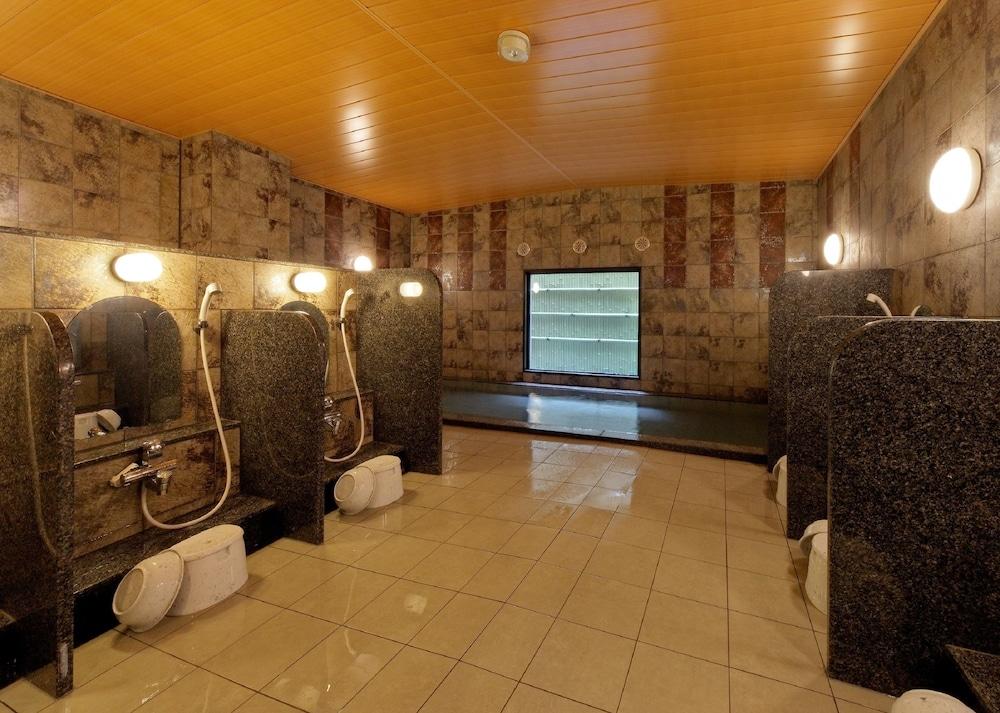 호텔 루트-인 나고야 이마이케 에키마에(Hotel Route-Inn Nagoya Imaike Ekimae) Hotel Image 14 - Public Bath