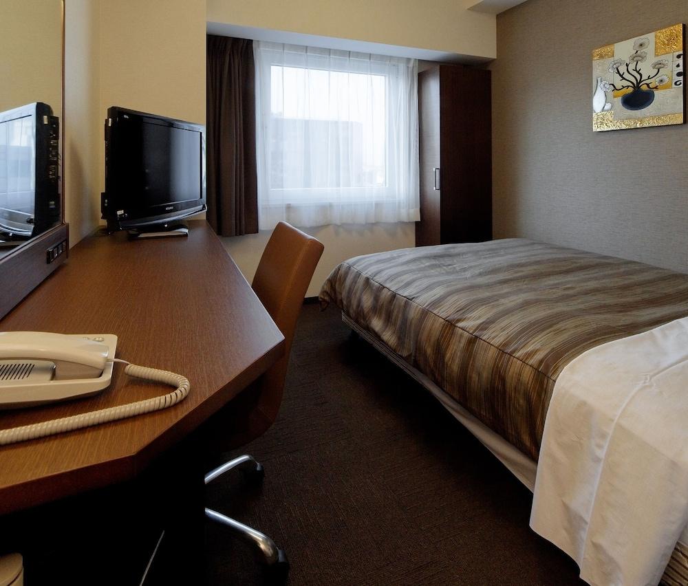 호텔 루트-인 나고야 이마이케 에키마에(Hotel Route-Inn Nagoya Imaike Ekimae) Hotel Image 4 - Guestroom