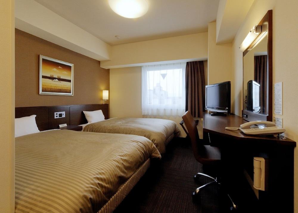 호텔 루트-인 나고야 이마이케 에키마에(Hotel Route-Inn Nagoya Imaike Ekimae) Hotel Image 5 - Guestroom