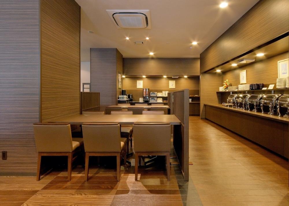 호텔 루트-인 나고야 이마이케 에키마에(Hotel Route-Inn Nagoya Imaike Ekimae) Hotel Image 18 - Restaurant