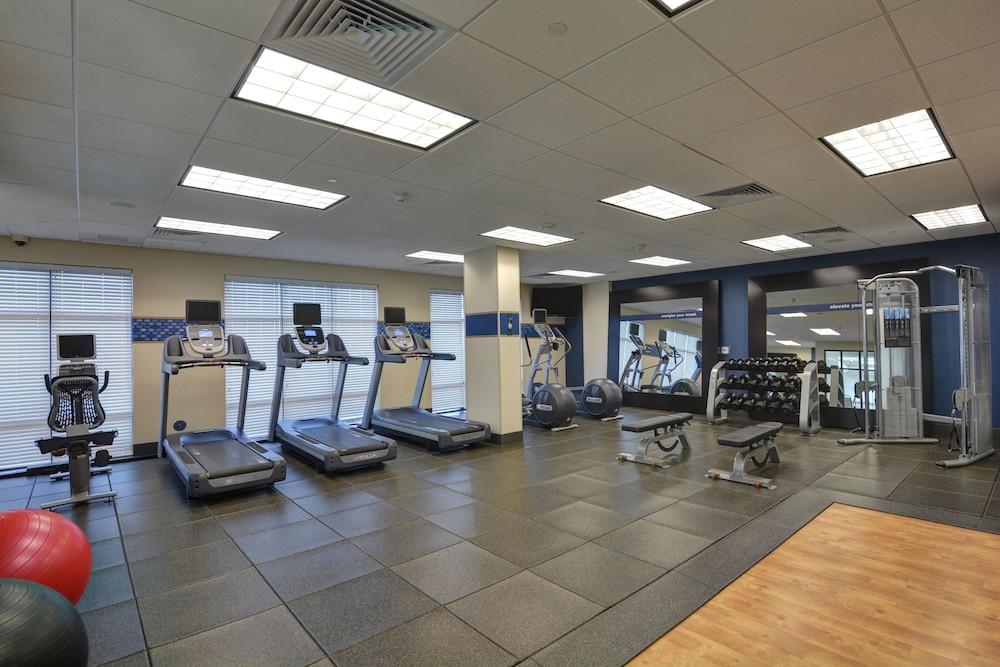 햄프턴 인 & 스위트 덴버/에어포트 - 게이트웨이 파크(Hampton Inn & Suites Denver/Airport-Gateway Park) Hotel Image 32 - Fitness Facility