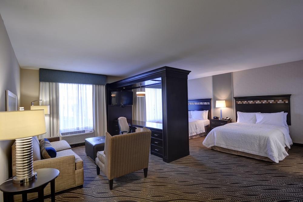햄프턴 인 & 스위트 덴버/에어포트 - 게이트웨이 파크(Hampton Inn & Suites Denver/Airport-Gateway Park) Hotel Image 6 - Guestroom