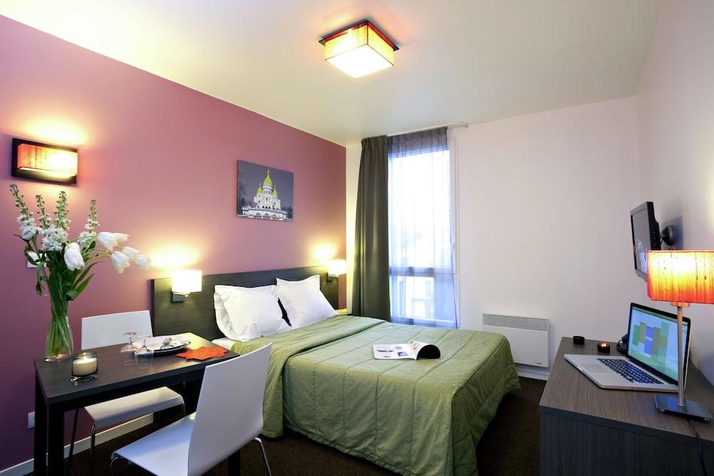 アパートホテル アダージョ アクセス パリ アニエール