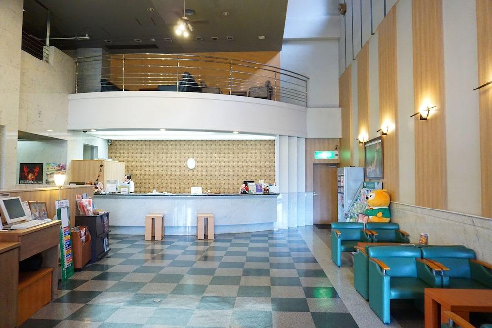 호텔 루트-인 하카타 에키 미나미(Hotel Route-Inn Hakata Eki Minami) Hotel Image 5 - Reception