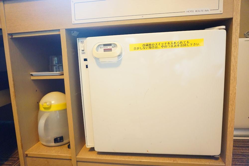 호텔 루트-인 하카타 에키 미나미(Hotel Route-Inn Hakata Eki Minami) Hotel Image 19 - Mini-Refrigerator