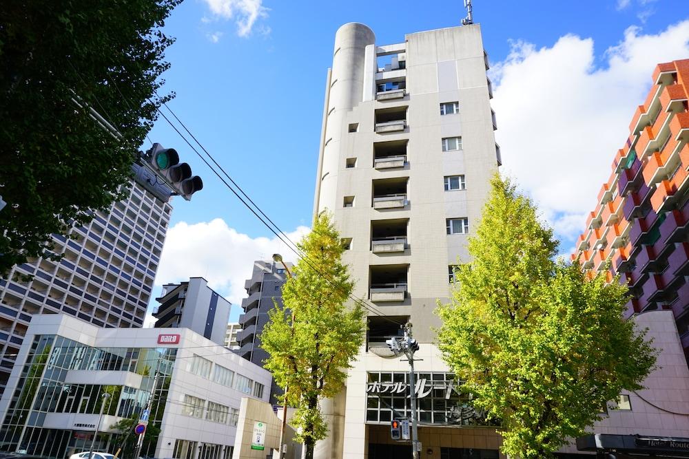 호텔 루트-인 하카타 에키 미나미(Hotel Route-Inn Hakata Eki Minami) Hotel Image 46 - Exterior