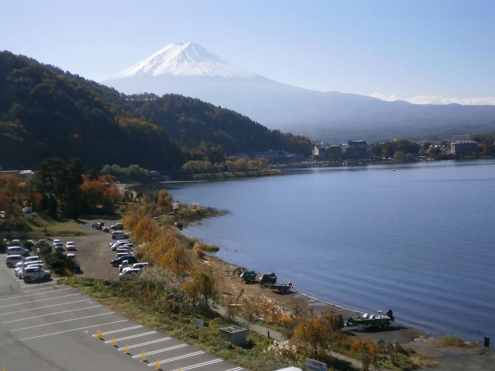 호텔 루트-인 가와구치코(Hotel Route-Inn Kawaguchiko) Hotel Image 31 - View from Hotel