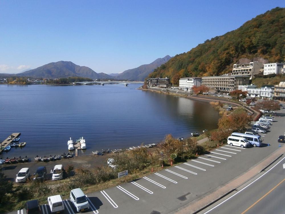 호텔 루트-인 가와구치코(Hotel Route-Inn Kawaguchiko) Hotel Image 5 - View from Hotel
