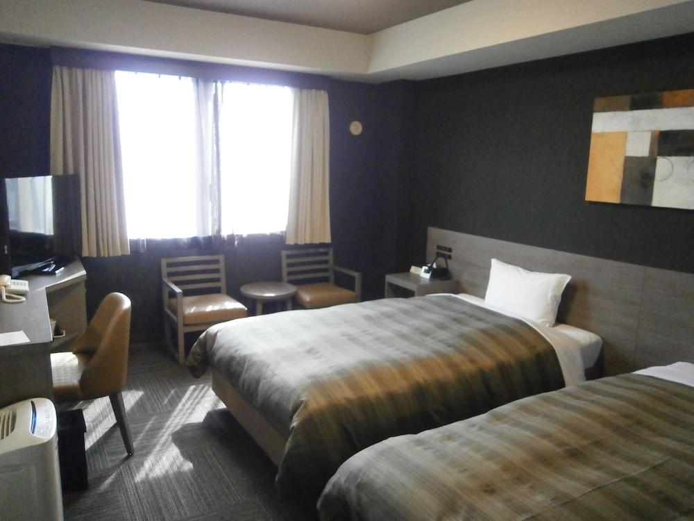호텔 루트-인 가와구치코(Hotel Route-Inn Kawaguchiko) Hotel Image 9 - Guestroom