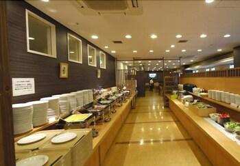호텔 루트-인 오사카 혼마치(Hotel Route-Inn Osaka Honmachi) Hotel Image 38 - Buffet
