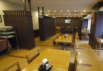 호텔 루트-인 오사카 혼마치(Hotel Route-Inn Osaka Honmachi) Hotel Image 34 - Dining