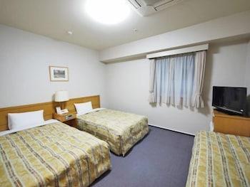 호텔 루트-인 오사카 혼마치(Hotel Route-Inn Osaka Honmachi) Hotel Image 10 - Guestroom