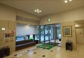 호텔 루트-인 오사카 혼마치(Hotel Route-Inn Osaka Honmachi) Hotel Image 23 - Interior Entrance