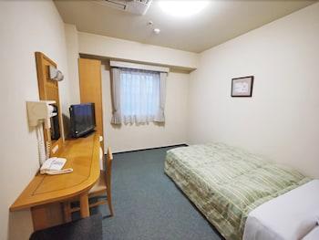 호텔 루트-인 오사카 혼마치(Hotel Route-Inn Osaka Honmachi) Hotel Image 7 - Guestroom