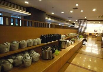 호텔 루트-인 오사카 혼마치(Hotel Route-Inn Osaka Honmachi) Hotel Image 37 - Buffet