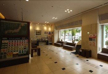 호텔 루트-인 오사카 혼마치(Hotel Route-Inn Osaka Honmachi) Hotel Image 3 - Lobby