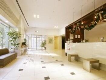 호텔 루트-인 오사카 혼마치(Hotel Route-Inn Osaka Honmachi) Hotel Image 5 - Reception