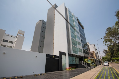 Palmetto Hotel Business San Borja, Lima