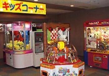 루트-인 그란티아 아키타 스파 리조트(Route-Inn Grantia Akita Spa Resort) Hotel Image 20 - Game Room