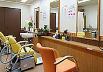 루트-인 그란티아 아키타 스파 리조트(Route-Inn Grantia Akita Spa Resort) Hotel Image 29 - Spa Reception
