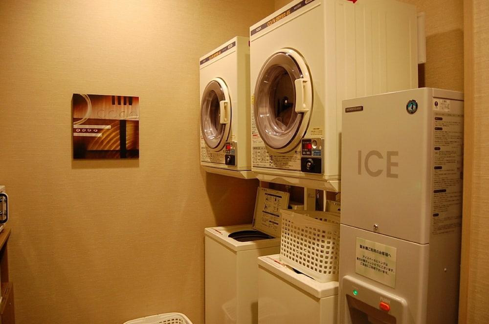 루트-인 그란티아 아키타 스파 리조트(Route-Inn Grantia Akita Spa Resort) Hotel Image 21 - Laundry Room