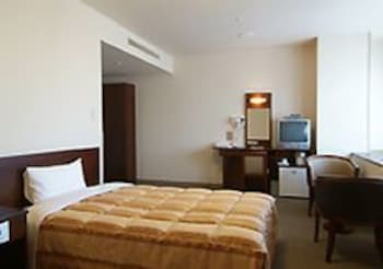 루트-인 그란티아 아키타 스파 리조트(Route-Inn Grantia Akita Spa Resort) Hotel Image 2 - Guestroom