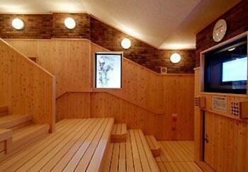 루트-인 그란티아 아키타 스파 리조트(Route-Inn Grantia Akita Spa Resort) Hotel Image 12 - Sauna