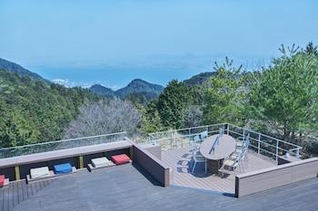 HOSHINO RESORTS L'HOTEL DE HIEI Terrace/Patio
