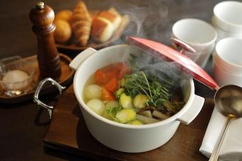HOSHINO RESORTS L'HOTEL DE HIEI Breakfast Meal