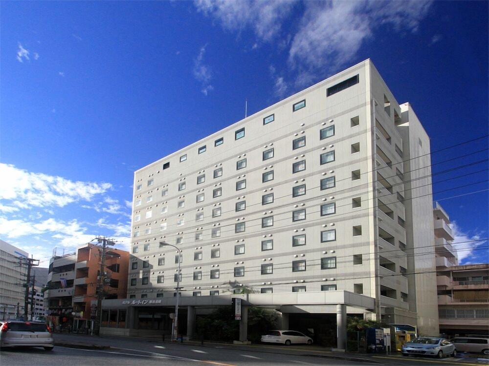호텔 루트-인 나하 아사히바시 에키 히가시(Hotel Route-Inn Naha Asahibashi Eki Higashi) Hotel Image 0 - Featured Image
