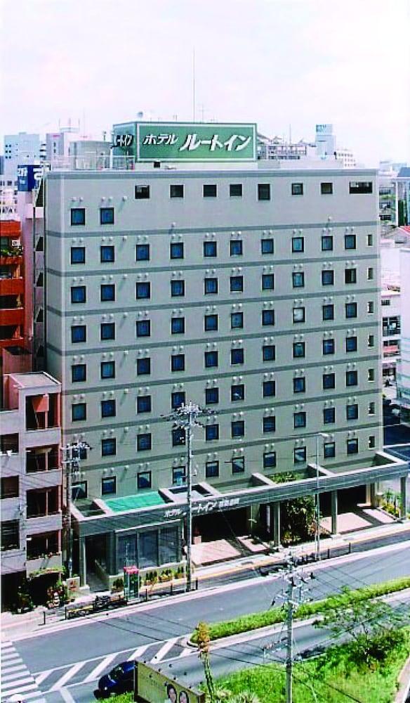호텔 루트-인 나하 아사히바시 에키 히가시(Hotel Route-Inn Naha Asahibashi Eki Higashi) Hotel Image 40 - Exterior