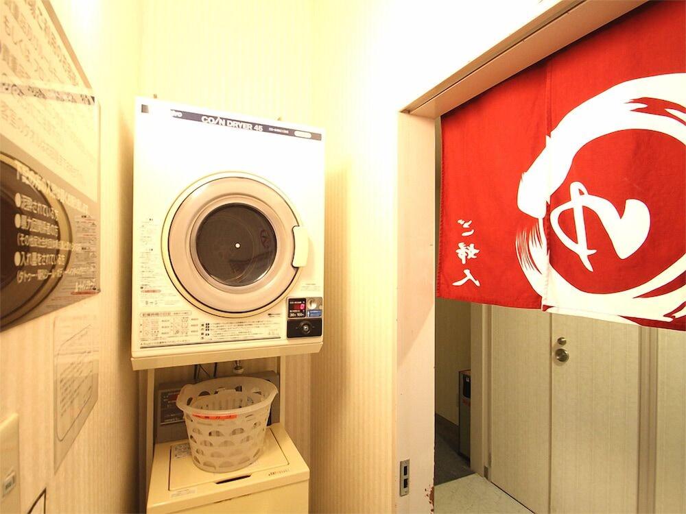 호텔 루트-인 나하 아사히바시 에키 히가시(Hotel Route-Inn Naha Asahibashi Eki Higashi) Hotel Image 26 - Laundry Room