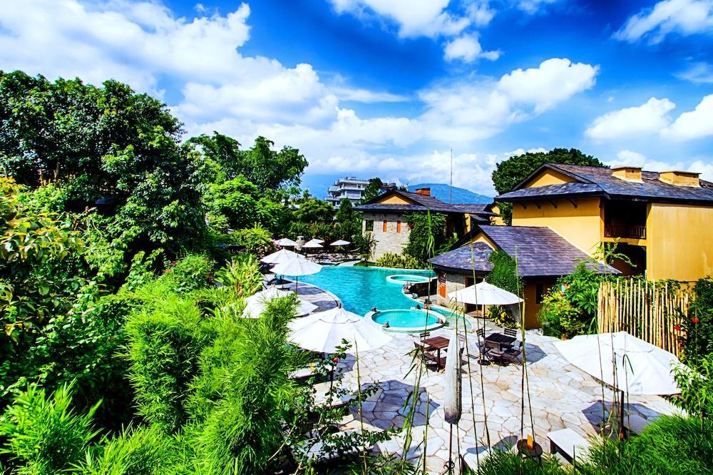 템플 트리 리조트 & 스파(Temple Tree Resort & SPA) Hotel Image 18 - Outdoor Pool