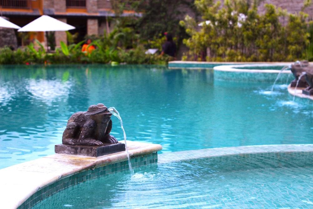 템플 트리 리조트 & 스파(Temple Tree Resort & SPA) Hotel Image 19 - Outdoor Pool