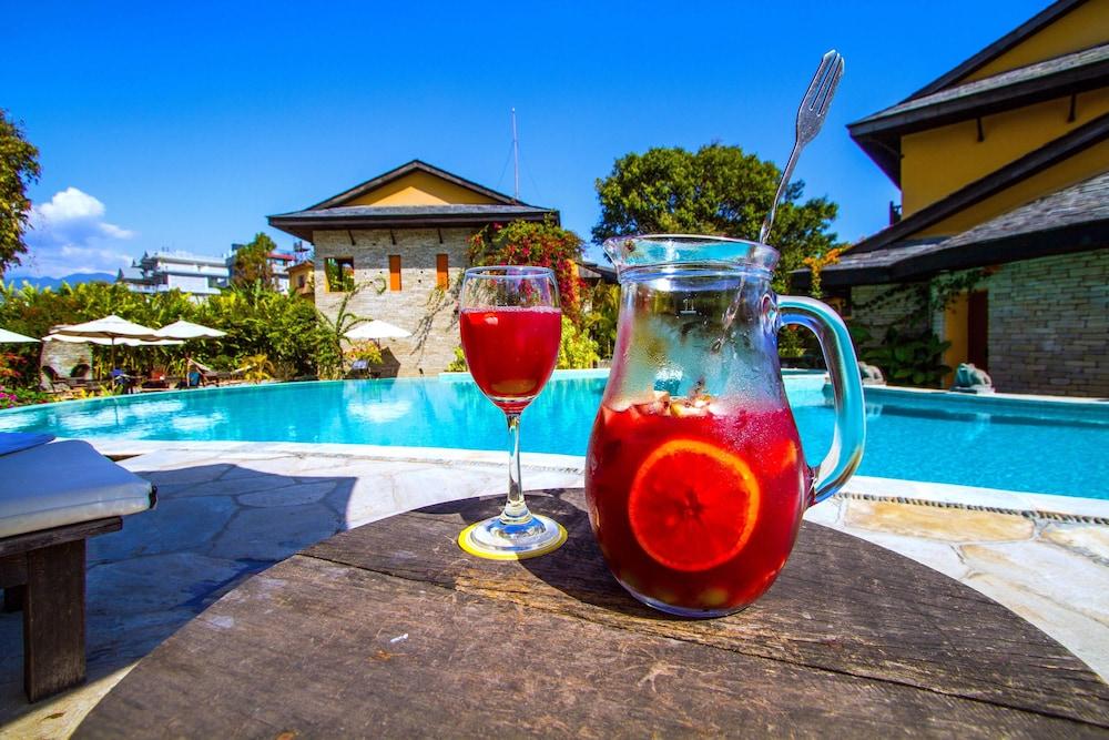 템플 트리 리조트 & 스파(Temple Tree Resort & SPA) Hotel Image 35 - Food and Drink