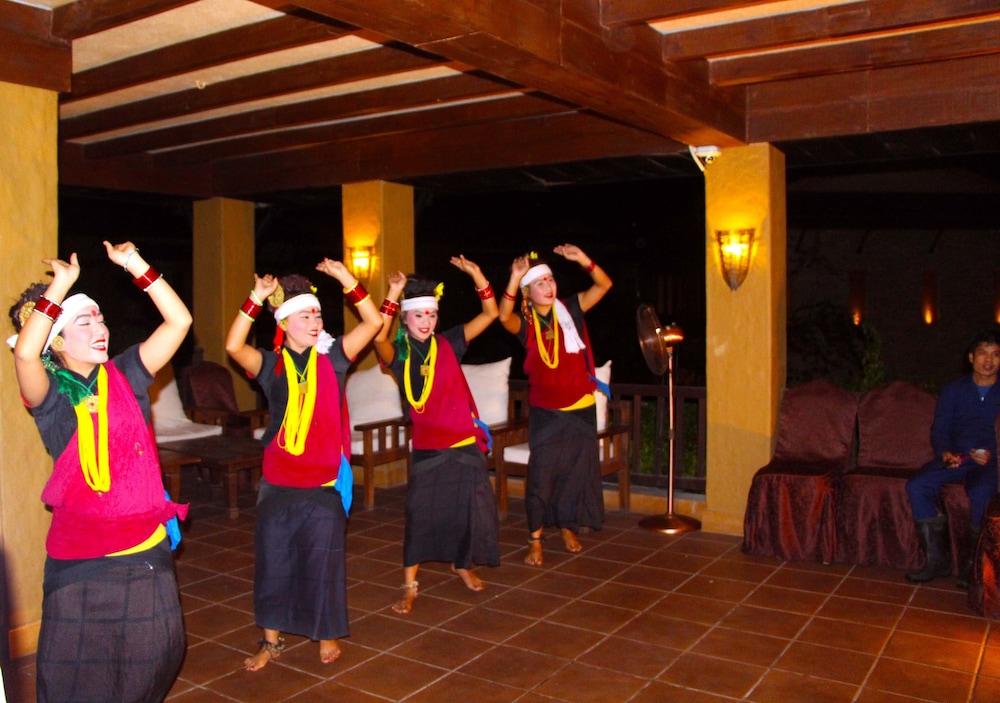 템플 트리 리조트 & 스파(Temple Tree Resort & SPA) Hotel Image 30 - Theater Show