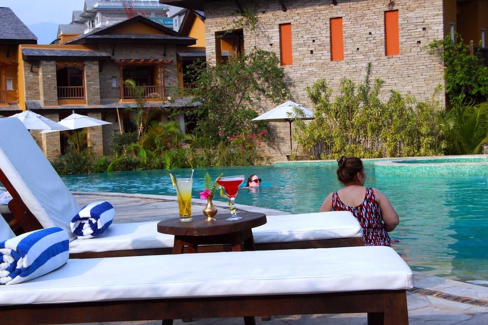 템플 트리 리조트 & 스파(Temple Tree Resort & SPA) Hotel Image 21 - Outdoor Pool