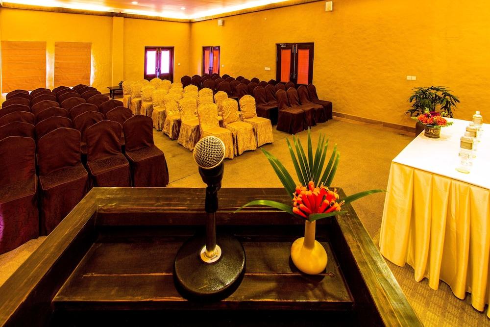 템플 트리 리조트 & 스파(Temple Tree Resort & SPA) Hotel Image 44 - Meeting Facility