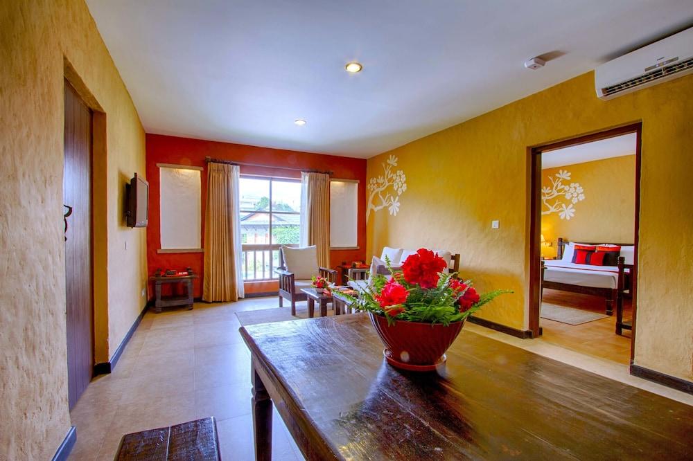 템플 트리 리조트 & 스파(Temple Tree Resort & SPA) Hotel Image 3 - Guestroom