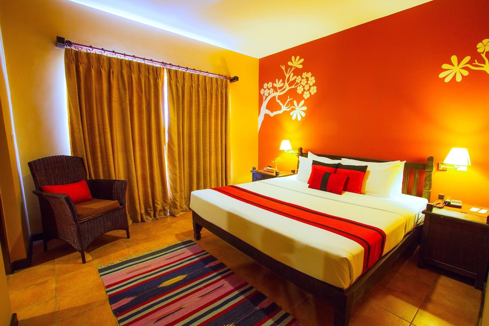 템플 트리 리조트 & 스파(Temple Tree Resort & SPA) Hotel Image 6 - Guestroom
