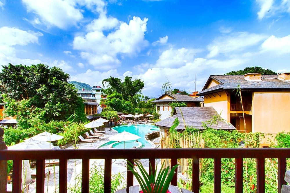 템플 트리 리조트 & 스파(Temple Tree Resort & SPA) Hotel Image 55 - Sundeck