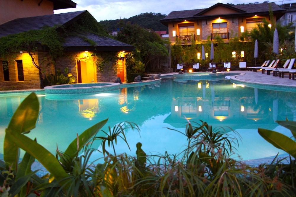 템플 트리 리조트 & 스파(Temple Tree Resort & SPA) Hotel Image 46 - Property Grounds